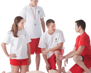 Upcoming Lifeguard Classes