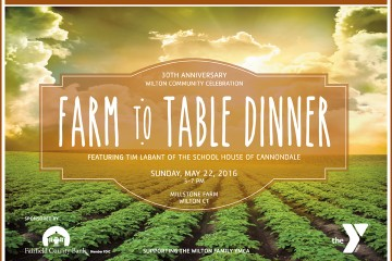 Farm to Table, May 22