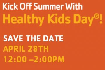 Healthy Kids Day!